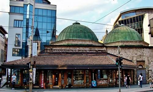 Zdjecie BOśNIA i HERCEGOWINA / Republika Serbska / Sarajewo / Bośniacki Instytut Kultury