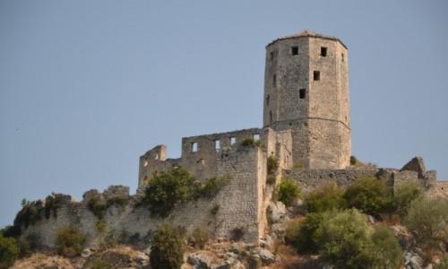 BOśNIA i HERCEGOWINA / - / Pocitejl / Ruiny zamku z XV w.