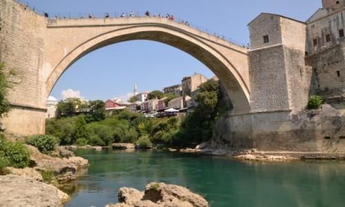 BOśNIA i HERCEGOWINA / - / Mostar / Stary most