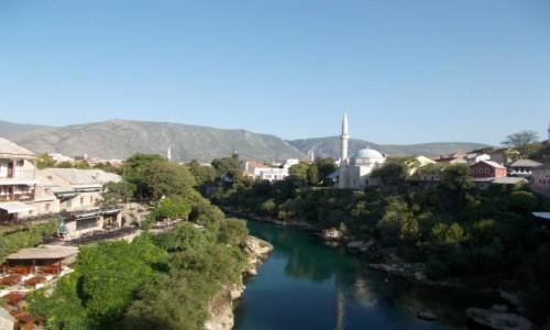 Zdjecie BOśNIA i HERCEGOWINA / Bałkany / Bośnia i Hercegowina / Mostar 2