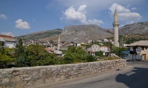 Zdjecie BOśNIA i HERCEGOWINA / Kanton Hercegowina-Neretva / Mostar / Mostar