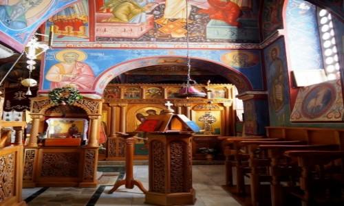 Zdjęcie BOśNIA i HERCEGOWINA / --- / Monastyr Tvrdoš, niedaleko od drogi Mostar-Trebinje / w cerkwi (3)
