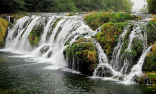 Zdjęcie BOśNIA i HERCEGOWINA / --- / Veljaci, wodospady Koćusa / na rzece Mlade...