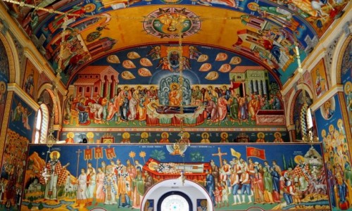 Zdjęcie BOśNIA i HERCEGOWINA / Republika Serbska / Trebinje / Cathedral Temple of Holy Transfiguration of Our Lord -3...