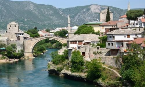 Zdjęcie BOśNIA i HERCEGOWINA / - / Mostar / Mostar