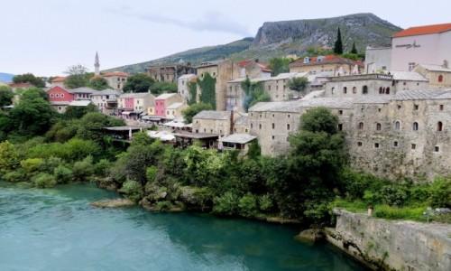 Zdjecie BOśNIA i HERCEGOWINA / - / Mostar / ponownie Mostar...