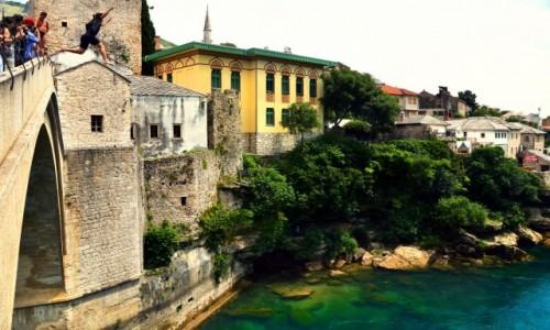 Zdjecie BOśNIA i HERCEGOWINA / Mostar / Mostar / Śmiałek