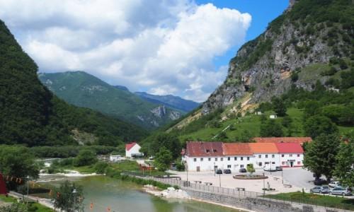 CZARNOGÓRA / - / Savnik / pośród gór wysokich...