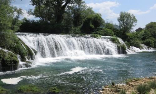 BOśNIA i HERCEGOWINA / - / Veljaci / w krainie wodospadów...