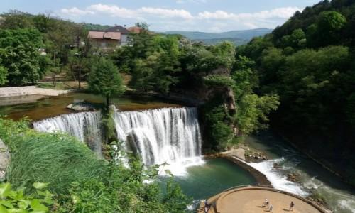Zdjecie BOśNIA i HERCEGOWINA / Bośnia  / Jajce / Bośniacka Niagara