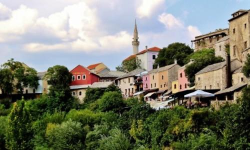 Zdjęcie BOśNIA i HERCEGOWINA / Hercegowina / Mostar / Stare Miasto