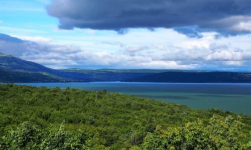 Zdjecie BOśNIA i HERCEGOWINA / - / jezioro Buško / chmur coraz więcej...
