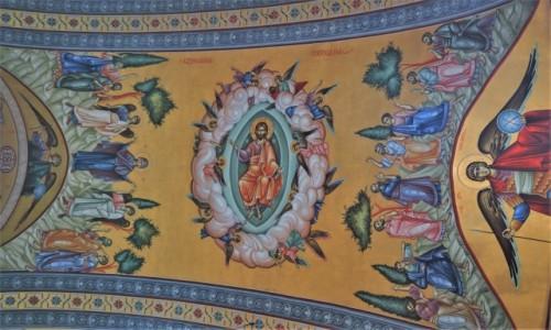 Zdjecie BOśNIA i HERCEGOWINA / Republika Serbska / Trebinje, Holy Transfiguration Orthodox Cathedral / z olśniewającą precyzją....