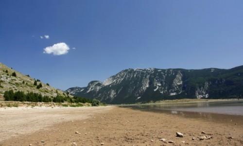 Zdjecie BOśNIA i HERCEGOWINA / Hercegowina-Neretwa / Park Blidinje / Jezioro Blidinje