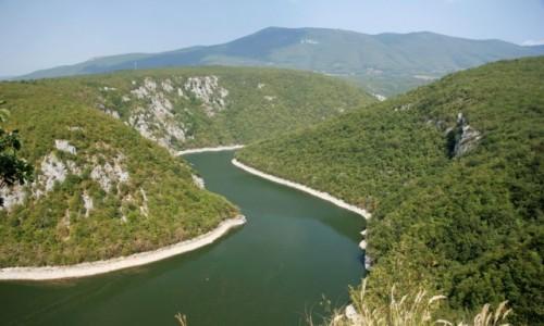 Zdjecie BOśNIA i HERCEGOWINA / Republika Srpska / Dabrac / Rzeka Vrbas