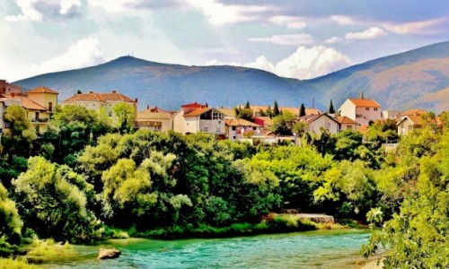 Zdjecie BOśNIA i HERCEGOWINA / Hercegowina / Mostar / Mostar
