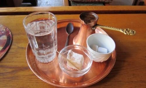 Zdjecie BOśNIA i HERCEGOWINA / Kanton sarajewski / Sarajewo / Bałkańska kawa