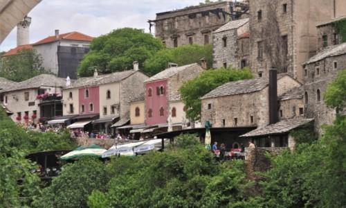 Zdjęcie BOśNIA i HERCEGOWINA / Kanton hercegowińsko-neretwiański / Mostar / Mostar
