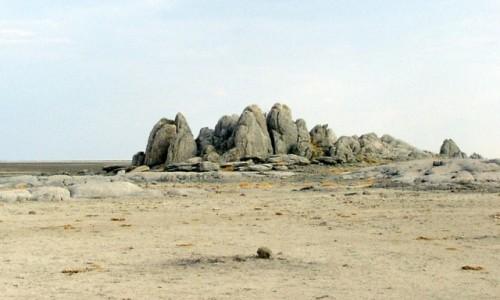 Zdjecie BOTSWANA / Makgadikgadi Pan / Kubu Island / Kubu Island