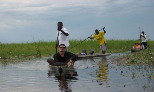 Zdjęcie BOTSWANA / Okawango / delta Okawango / na szlaku RzekiKtóraMaPoczątekAleNieMaKońca