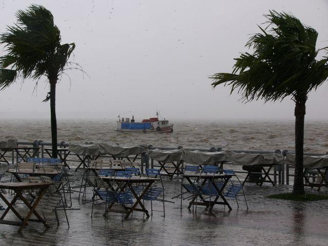 Zdjęcia: Nabrzeże, Belem, Ulewa, BRAZYLIA