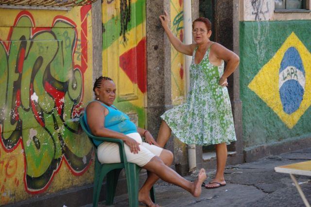 Zdjęcia: Ilha do Mel, Wyspa miodowa, Ulice Rio, BRAZYLIA