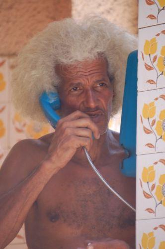 Zdjęcia: Rio de Janeiro, Dzielnica Lapa, Brazylijski Einstein, BRAZYLIA