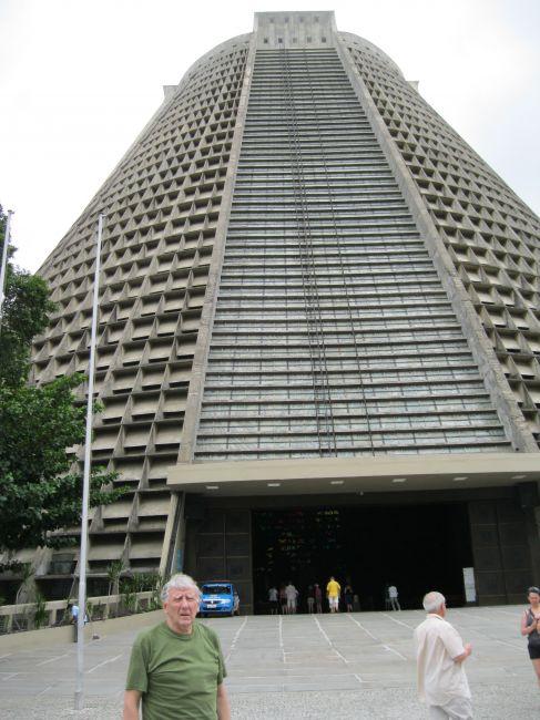 Zdjęcia: Rio de Janeiro, Brazylia, Katedra w Rio de Janeiro, BRAZYLIA
