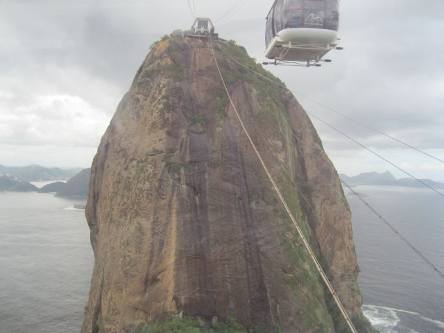 "Zdjęcia: Rio de Janeiro, Rio de Janeiro, ""GŁOWA CUKRU"", BRAZYLIA"
