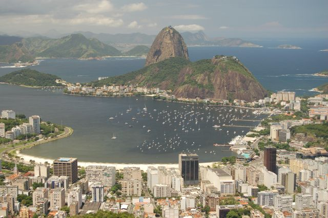 Zdjęcia: Rio de Janeiro, Panorama Rio, BRAZYLIA