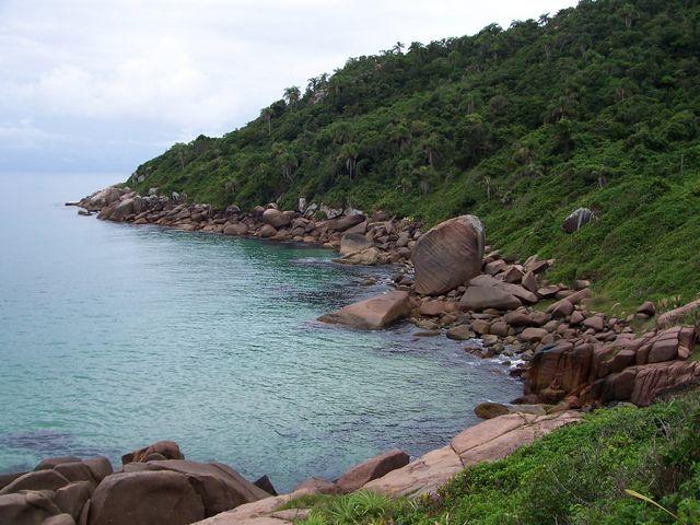 Zdjęcia: Wyspa Santa Catarina, Stan Santa Catarina, Santa Catarina, BRAZYLIA
