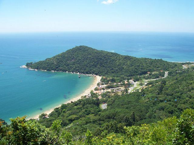 Zdjęcia: Plaża Laranjeiras, Stan Santa Catarina, Balneario Camboriu, BRAZYLIA