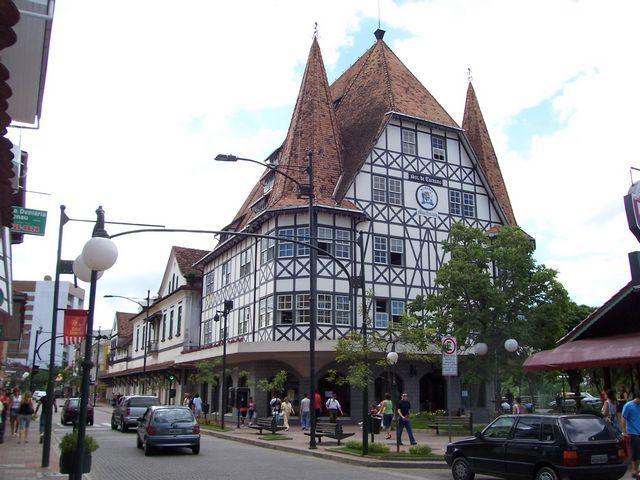 Zdjęcia: Blumenau, Stan Santa Catarina, Blumenau, BRAZYLIA