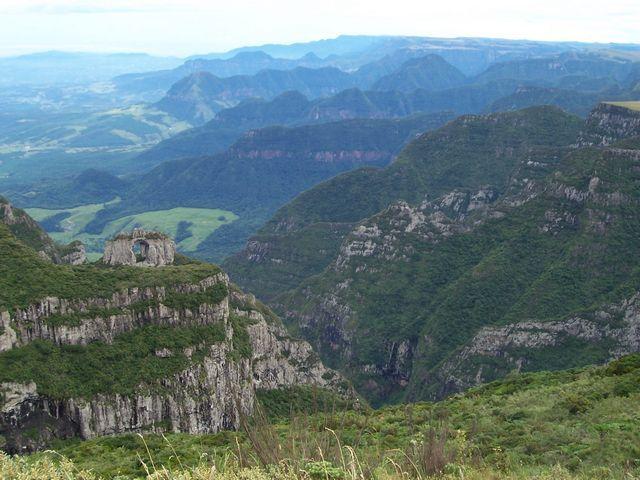Zdjęcia: Urubici, Stan Santa Catarina, Okolice Urubici, BRAZYLIA