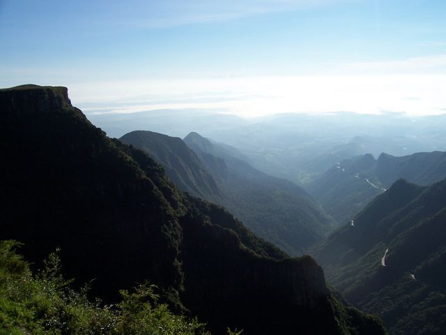 Zdjęcia: Serra Catarinense, Stan Santa Catarina, Serra do Rio do Rastro, BRAZYLIA