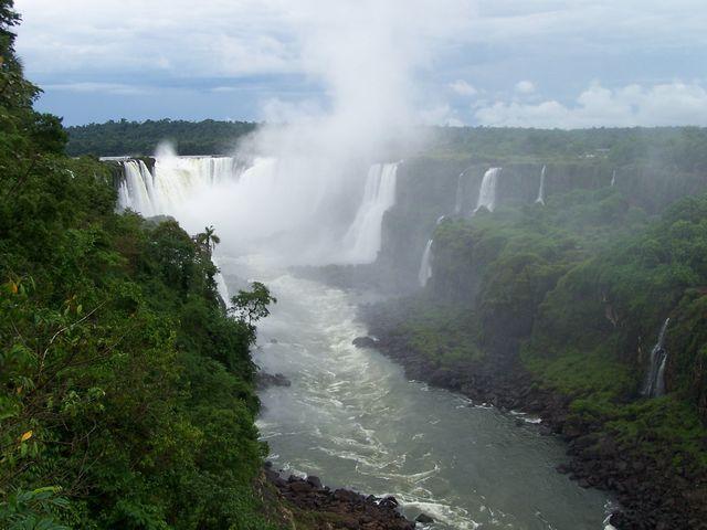 Zdjęcia: Foz do Iguacu, Stan Parana, Foz do Iguacu, BRAZYLIA