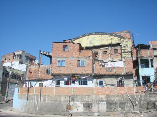Zdjęcia: Rio, Favela, BRAZYLIA
