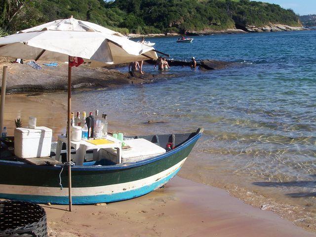 Zdj�cia: Buzios, Ekskluzywny bar , BRAZYLIA