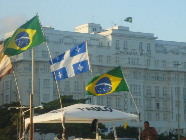 Zdjęcia: Rio de Janeiro, Copacabana Palace, BRAZYLIA