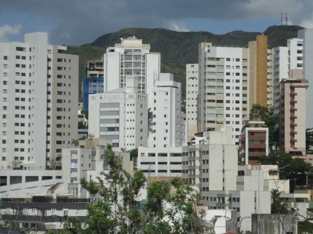 Zdjęcia: Belo Horizonte, Minas Gerais, Panorama Belo Horizonte, BRAZYLIA