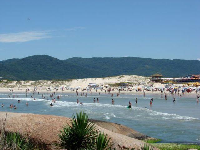 Zdjęcia: Florianopolis, Południowa Brazylia, Plaża Joaquina, BRAZYLIA