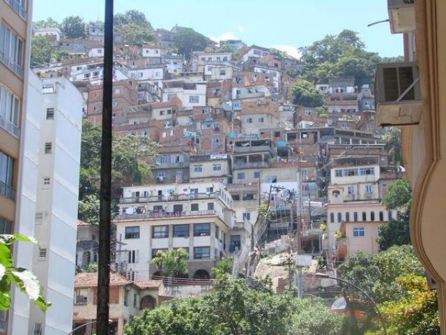 Zdjęcia: Zona Sul, Rio de Janeiro, Favela, BRAZYLIA