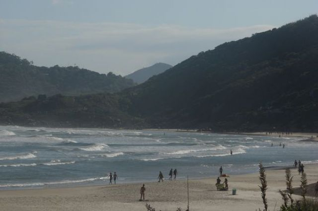 Zdj�cia: Florianopolis, Santa Caterina, Praia Galetha, BRAZYLIA