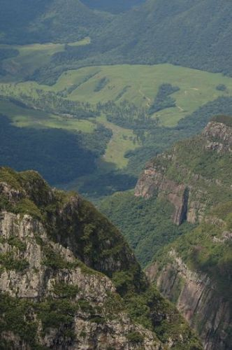 Zdjęcia: Serra Catarinense, Santa Caterina, Okolice Urubici, BRAZYLIA