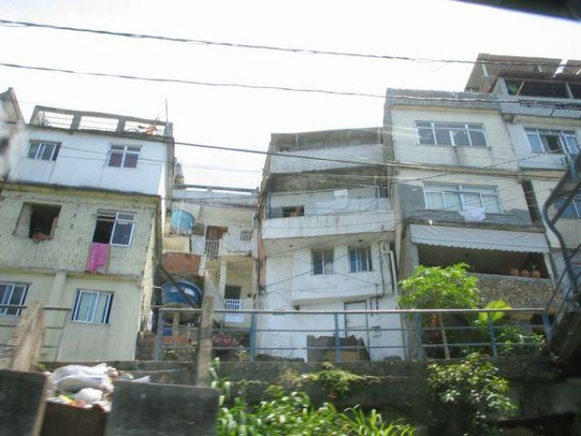 Zdjęcia: Rocinha, Rio de Janeiro, Favela, BRAZYLIA