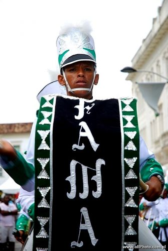 Zdj�cia: Salvador, Bahia, Bahia Independence Day celebration, BRAZYLIA