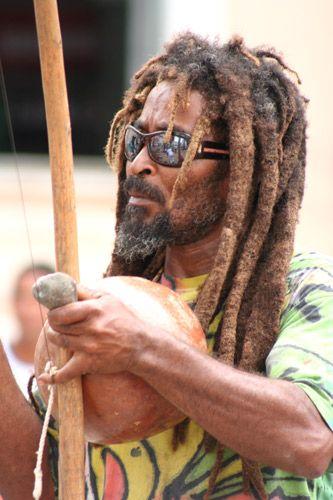Zdjęcia: Salvador, Capoeira, BRAZYLIA