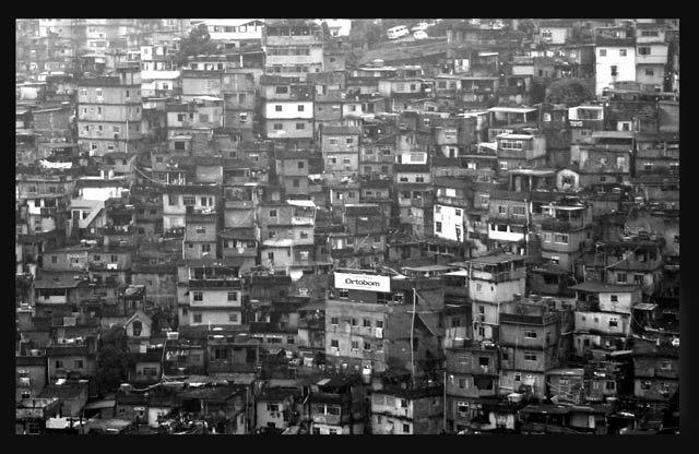 Zdjęcia: Rio de Janeiro, favela, BRAZYLIA