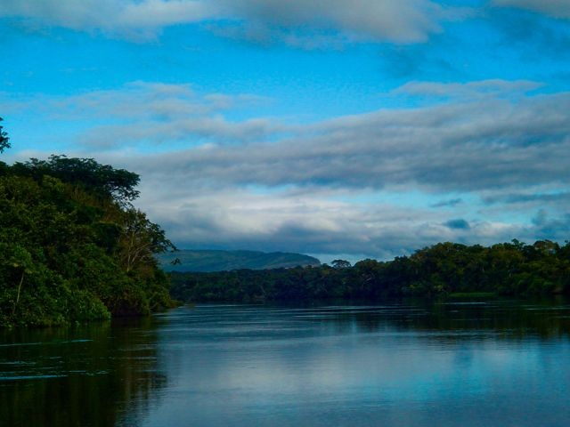 Zdjęcia: 400 km na północ od Villa Bela de Santissimo Trinidad, Amazonia, Rio Guapore, BRAZYLIA
