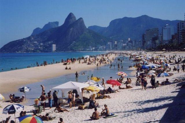 Zdj�cia: Ipanema, Brazylia, Plaza Ipanema, BRAZYLIA